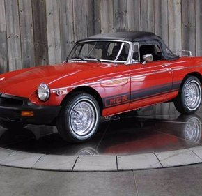 1977 MG MGB for sale 101349856