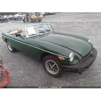 1977 MG MGB for sale 101409083