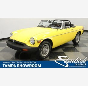 1977 MG MGB for sale 101436200