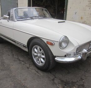 1977 MG MGB for sale 101436523