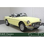 1977 MG MGB for sale 101574399