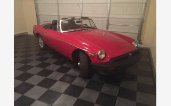 1977 MG MGB for sale 101630230