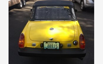 1977 MG Midget 1500 for sale 101384342