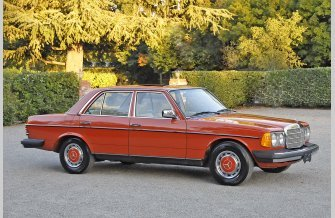 1977 Mercedes-Benz 280E for sale 101397528
