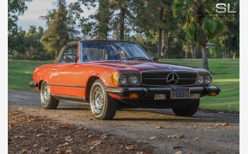 1977 Mercedes-Benz 450SL for sale 101004521