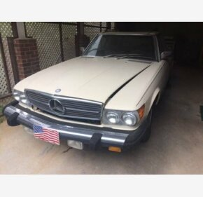 1977 Mercedes-Benz 450SL for sale 100984190