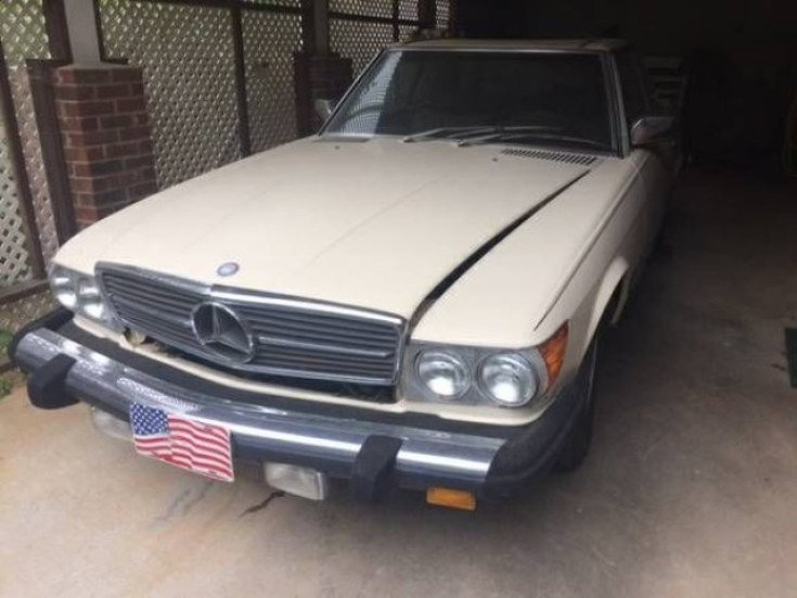 1977 Mercedes-Benz 450SL for sale 100984190