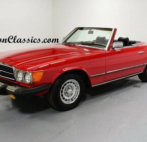 1977 Mercedes-Benz 450SL for sale 101063018