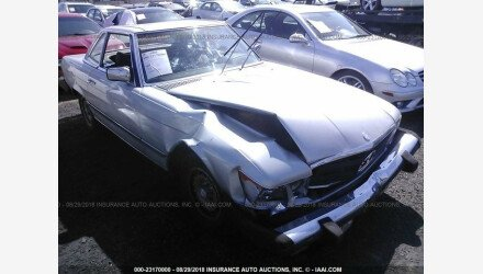 1977 Mercedes-Benz 450SL for sale 101101544