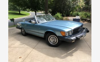 1977 Mercedes-Benz 450SL for sale 101189598