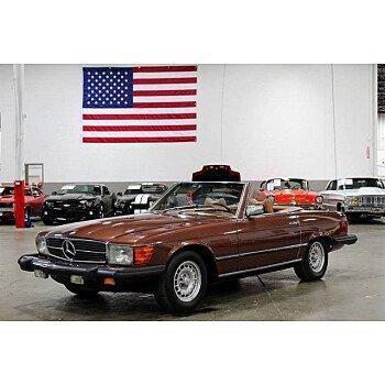 1977 Mercedes-Benz 450SL for sale 101232200