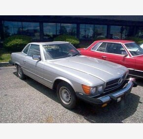 1977 Mercedes-Benz 450SL for sale 101248556