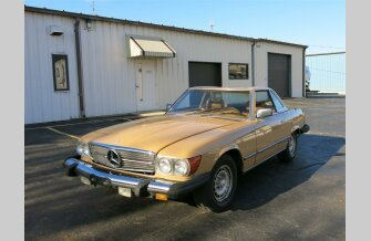 1977 Mercedes-Benz 450SL for sale 101315044