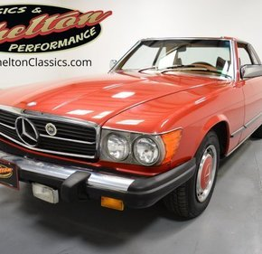 1977 Mercedes-Benz 450SL for sale 101325549