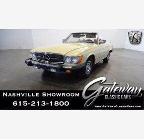 1977 Mercedes-Benz 450SL for sale 101417592