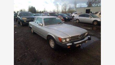 1977 Mercedes-Benz 450SL for sale 101439317