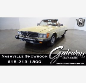 1977 Mercedes-Benz 450SL for sale 101468500