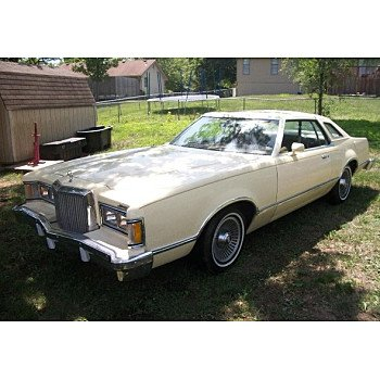 1977 Mercury Cougar for sale 101018855