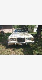 1977 Mercury Cougar for sale 101018855