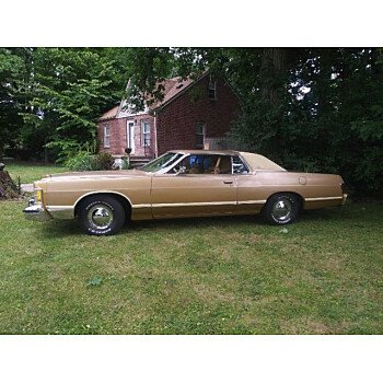 1977 Mercury Grand Marquis for sale 101466176