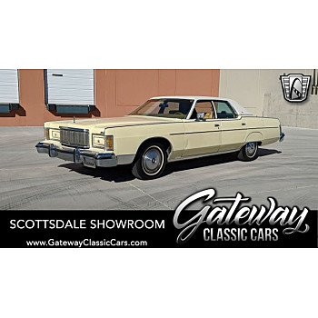 1977 Mercury Marquis for sale 101304905