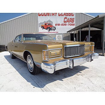 1977 Mercury Marquis for sale 101349063