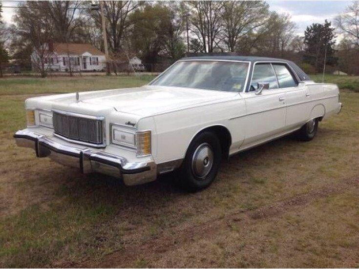 1977 Mercury Marquis for sale 101573612