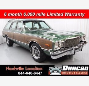 1977 Plymouth Volare for sale 101296963