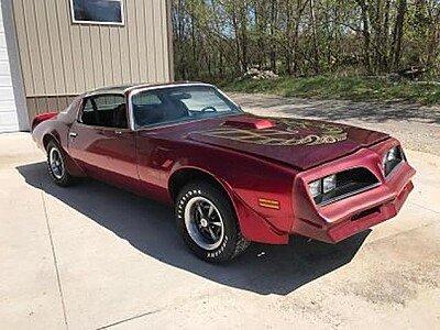 1977 Pontiac Firebird for sale 100993721