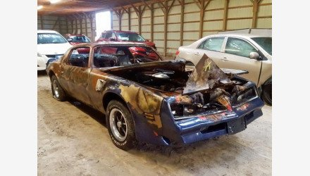 1977 Pontiac Firebird for sale 101247594