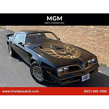 1977 Pontiac Firebird for sale 101328573
