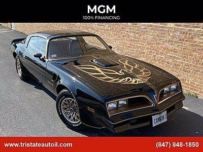 1977 Pontiac Firebird for sale 101328573