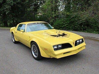 1977 Pontiac Firebird for sale 101330197