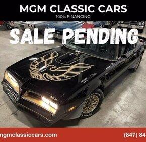 1977 Pontiac Firebird for sale 101451559