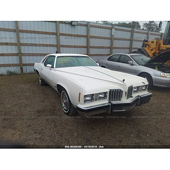 1977 Pontiac Grand Prix for sale 101220944