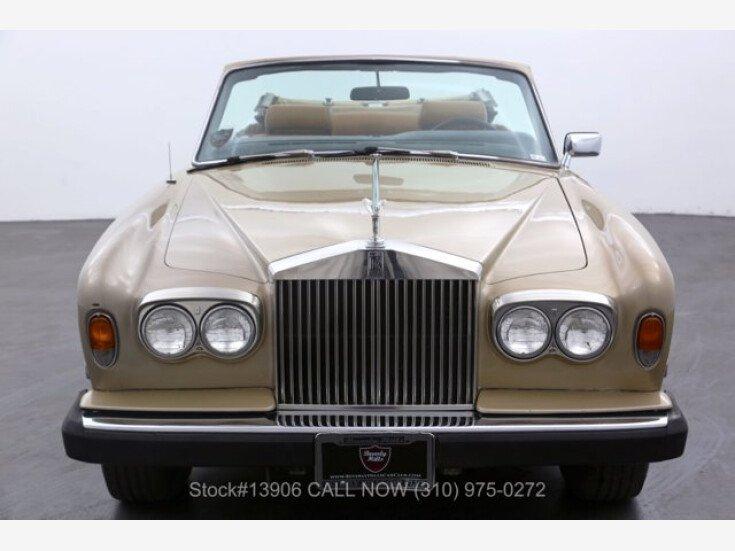 1977 Rolls-Royce Corniche for sale 101606286
