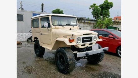 1977 Toyota Land Cruiser for sale 101113189