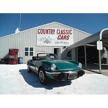 1977 Triumph Spitfire for sale 100758085