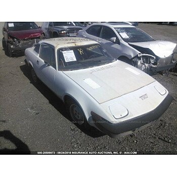 1977 Triumph TR7 for sale 101016252