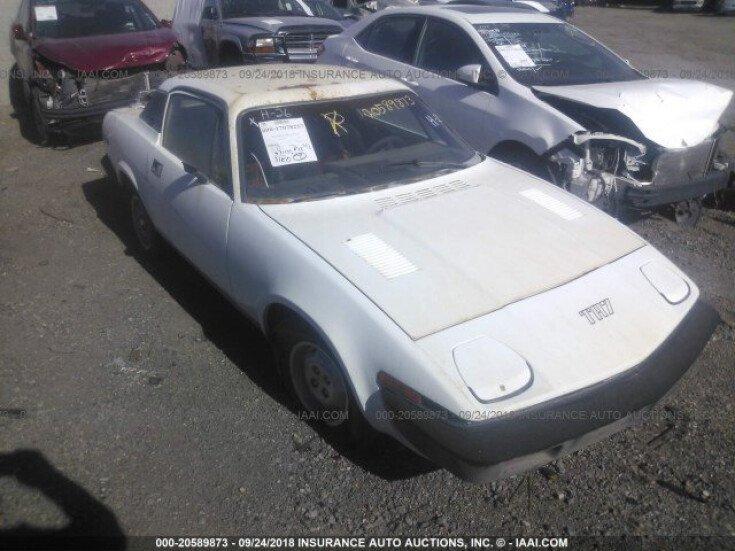 1977 Triumph TR7 for sale 101016252