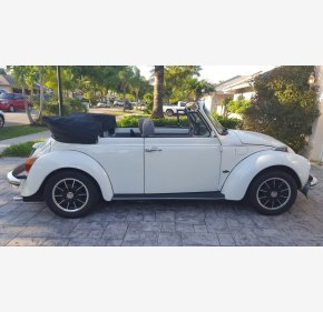 1977 Volkswagen Beetle for sale 100754258