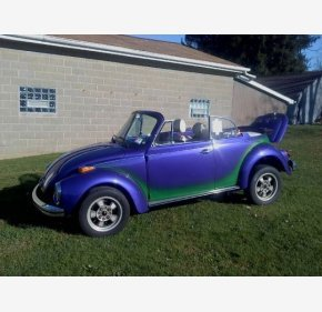 1977 Volkswagen Beetle for sale 100837583