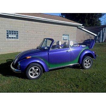 1977 Volkswagen Beetle Convertible for sale 100837583
