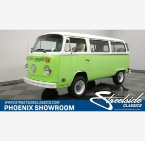 1977 Volkswagen Vans for sale 101252285