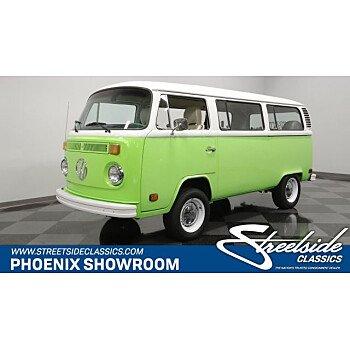 1977 Volkswagen Vans for sale 101252285