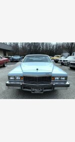1978 Cadillac De Ville for sale 101185593