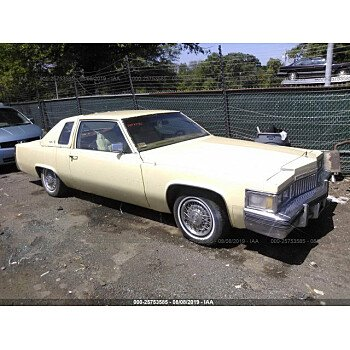 1978 Cadillac De Ville for sale 101188849