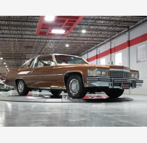 1978 Cadillac De Ville for sale 101214448