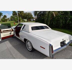 1978 Cadillac Eldorado Coupe for sale 100838832