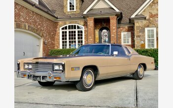 1978 Cadillac Eldorado Biarritz for sale 101107512